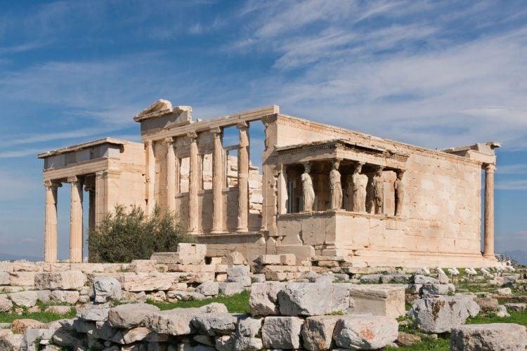 athens acropolis erechtheion