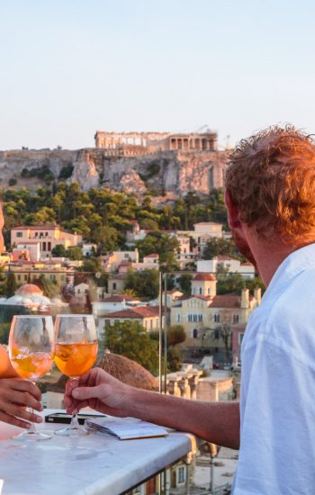 The Acropolis with a wine Tour of Nemea in 8 hours