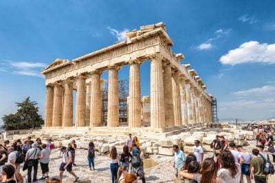 The best of Athens city with the Acropolis, half day