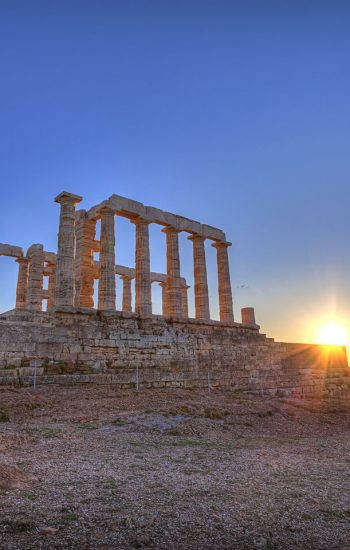 Athens Riviera with Sounion Poseidon's temple shore excursion