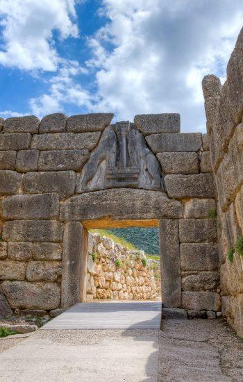 Gigantic Corinth, Mycenae, Nafplion 8-H Private Shore Trip