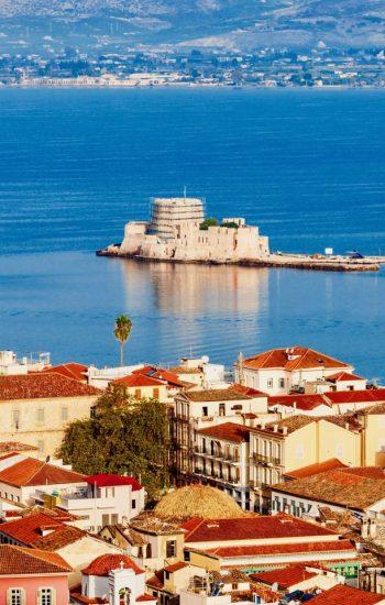 Explosive wine tour of Nemea & Nafplion 8-h shore excursion