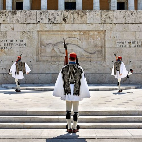 Athens shore excursions half-day