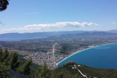 Christian Tour To Corinth, Saint Patapios monastery and Vouliagmeni lake